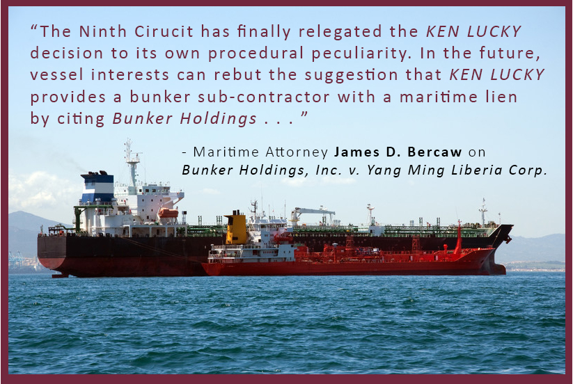 Ninth Circuit Limits Ken Lucky Decision