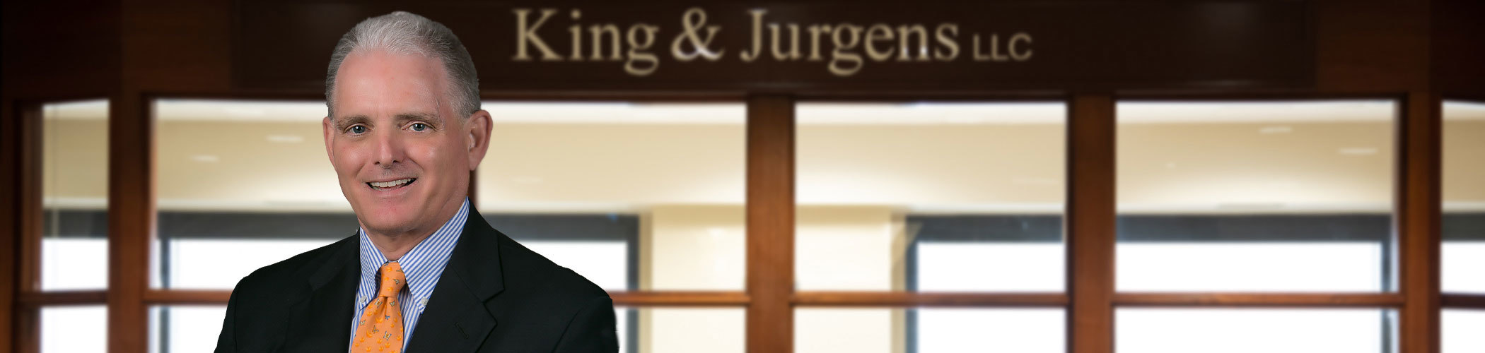 George Jurgens III, King & Jurgens, L.L.C. Photo